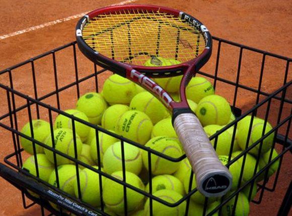 Tennistraining